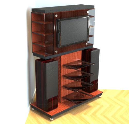 Fun TV Cabinet