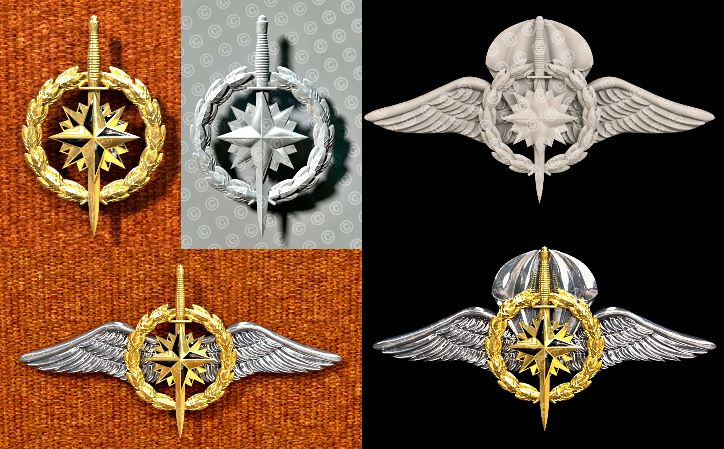 SA Special Forces Jewellery piece