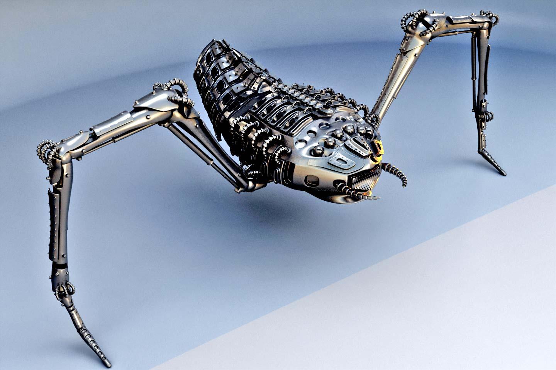 Robotic Scorpion
