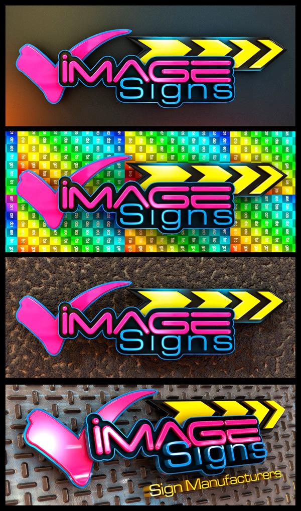 3D Logo Design